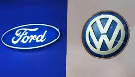 VW, Ford announce alliance to build commercial vans, pickups