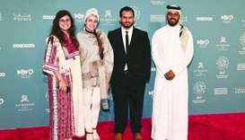 NU-Q students shine at Ajyal Film Festival