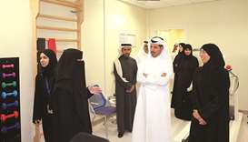 Prime minister opens QU health clinic