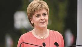 Sturgeon sees support surge