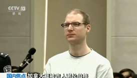 Canada asks China for clemency for convicted drug trafficker