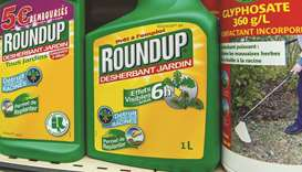 French court cancels Monsanto weedkiller permit