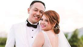 Leomer and Erika Joyce Lagradilla