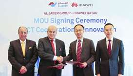 Al Jaber Group selects Huawei to lead its digital transformation