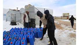 Arsal Relief