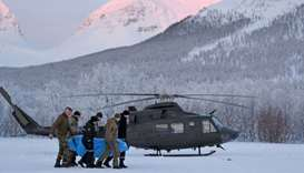 Rescuers find two more bodies of skiers buried by Norway avalanche