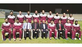 Qatar Cricket Team