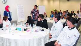 HMC holds Dietary Guidelines workshop