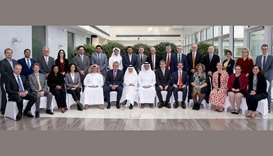 Qatar-EU air transport meeting
