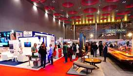 The third edition of Turkey Expo Qatar at DECC