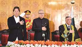 Chief Justice Khosa takes oath of office