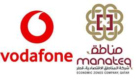Vodafone Qatar signs agreement to provide mobile coverage in Manateq