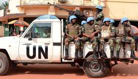 UN: 8 peacekeeping troops killed in northern Mali