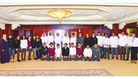 Qatar Academy students get insights into Islamic banking at QIIB