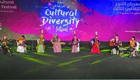 Katara hosts Singapore in the Cultural Diversity Festival