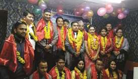 Nepali organisations conduct conventions