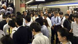 Use your noodle: Tokyo metro offers free food to ease crowding