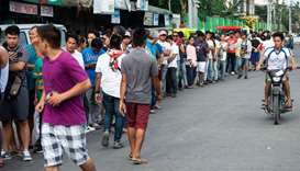 Muslims vote in referendum on autonomous region in Philippines