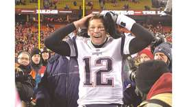 Brady was already the greatest QB — now he's just rubbing it in