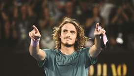 Stefanos Tsitsipas, a tennis great in the making