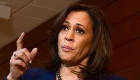 US Senator from California, Kamala Harris