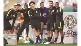 Qatar ready for 'hard' game of football against Iraq