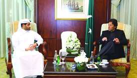 SC, Pakistan discuss potential ties for 2022 projects, says al-Thawadi