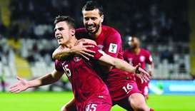 Impressive Qatar oust Iraq to set up South Korea clash
