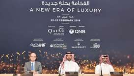 Doha Jewellery and Watches Exhibition to begin February 20 with brand relaunch