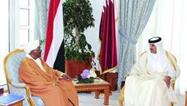 Amir stresses commitment to Sudan's unity, stability
