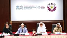 Consultative meeting between SJC and UNODC concludes