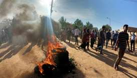 Sudanese protesters hold rallies as police deploy