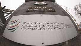 The WTO logo