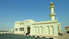 Awqaf ministry opens three new mosques