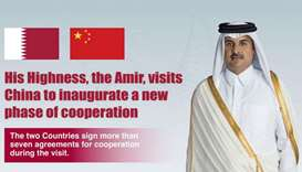 Qatar-China ties promise economic partnerships and advanced stages of integration