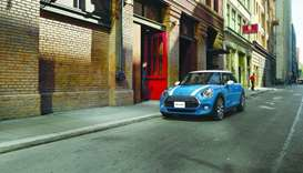 The New Year deal is available on all brand-new MINI 3-door 2019 models.