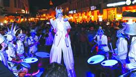 15-day Souq Waqif Spring Festival draws to a close