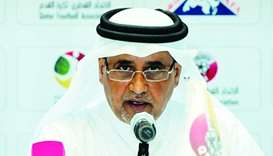 Al-Mohannadi chairs meeting of Asian Cup organising committee