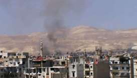 'Bomb blast' rocks Syrian capital Damascus
