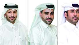 Qatar Insurance announces promotion of 3 top officials