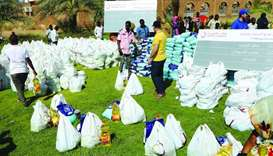 QC relief projects in 2018 benefited 13mn people worldwide