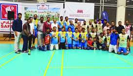 AAB main sponsor of VFQ Volleyball Tournament