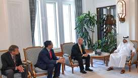 PM meets US delegation