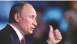 Putin: Only together can we solve the problems ahead for the country, for our society.