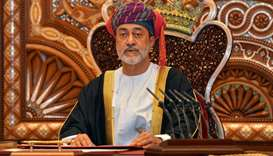 Who is Sultan Haitham bin Tariq al-Said, the successor of Sultan Qaboos?