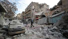 Dozens killed as Damascus presses Idlib offensive