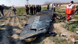 Iran to send black boxes of downed Ukrainian plane to Ukraine