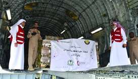 Qatar delivers medical aid to Sudan