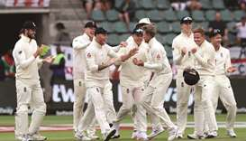 Proteas on brink of humiliating defeat after Root Test best