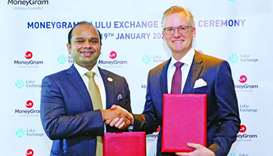 MoneyGram, LuLu Money deal eyes lead in digital transactions, remittances
